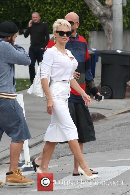 Pamela Anderson and Rick Salomon 21