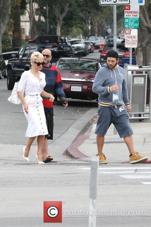 Pamela Anderson and Rick Salomon 28