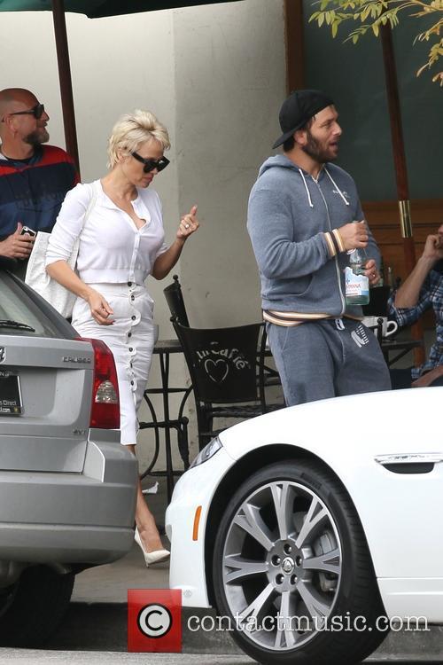 Pamela Anderson and Rick Salomon 30