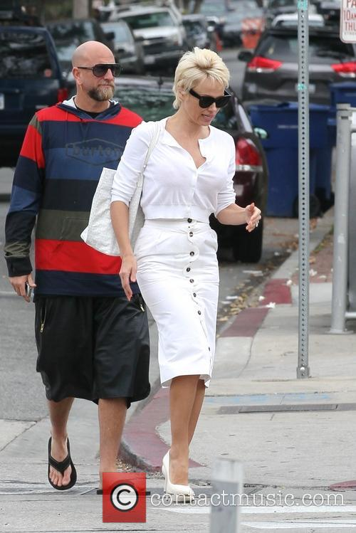 Pamela Anderson and Rick Salomon 31