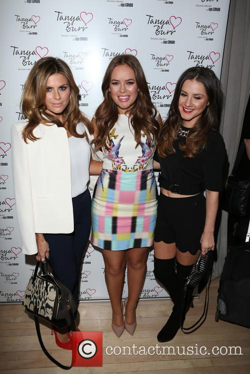 Zoe Hardman, Tanya Burr and Electra Formosa 1