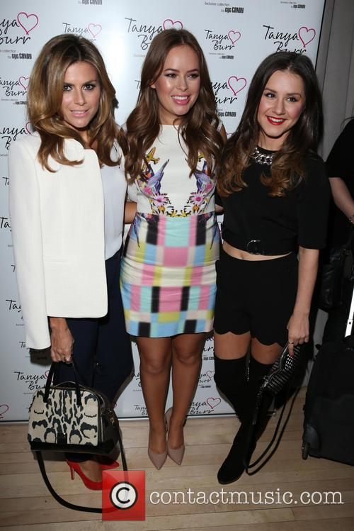 Zoe Hardman, Tanya Burr and Electra Formosa 2