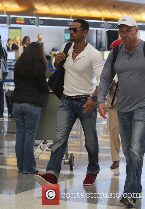 Will Smith, Los Angeles International airport