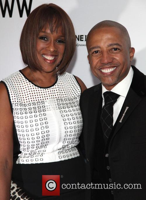Gayle King and Kevin Liles 3