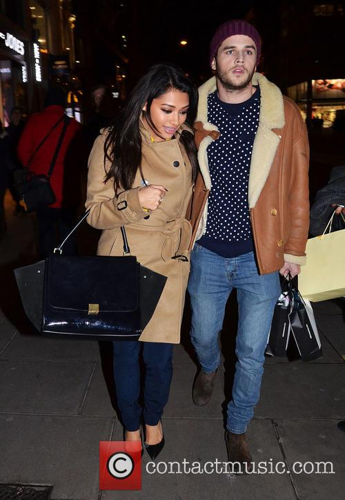 Vanessa White and Gary Salter 1
