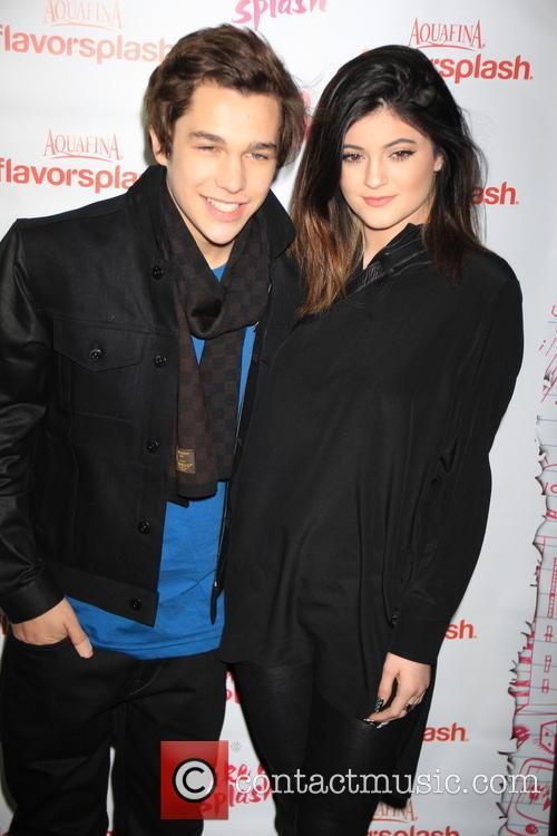 Kylie Jenner and Austin Mahone 5