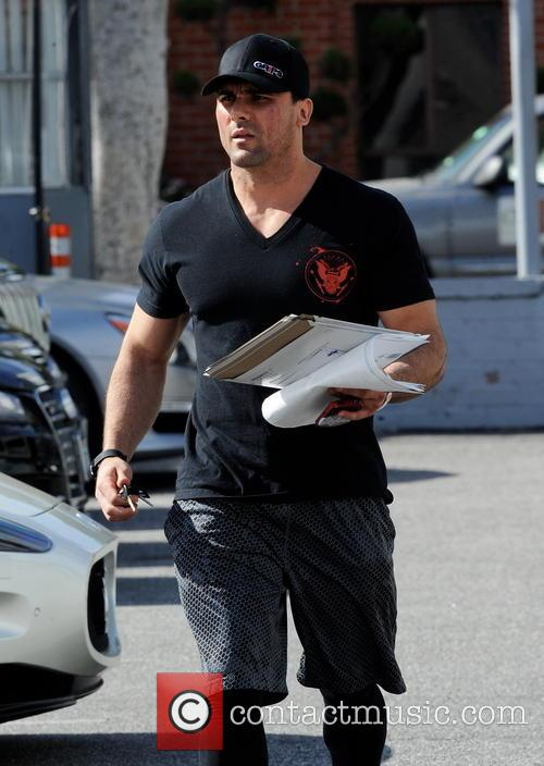 Jeremy Jackson running errands