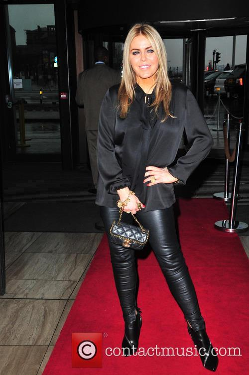 Patsy Kensit host a lunch at the Hilton
