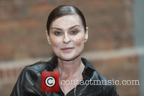 Lisa Stansfield promoting her new album