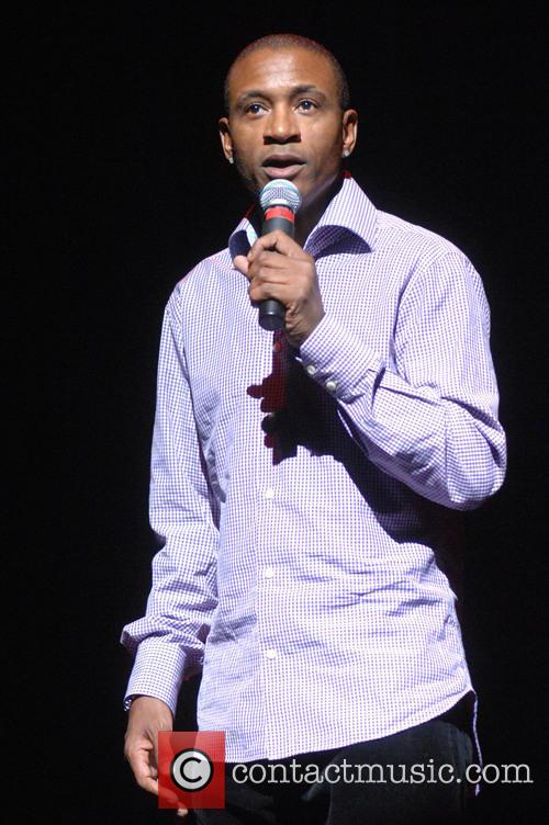 tommy davidson standing ovation comedy tour 4049106
