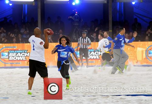 Annual Celebrity Beach Bowl 2