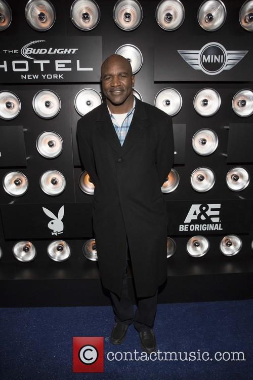 evander holyfield playboy 60th anniversary celebration 4048827