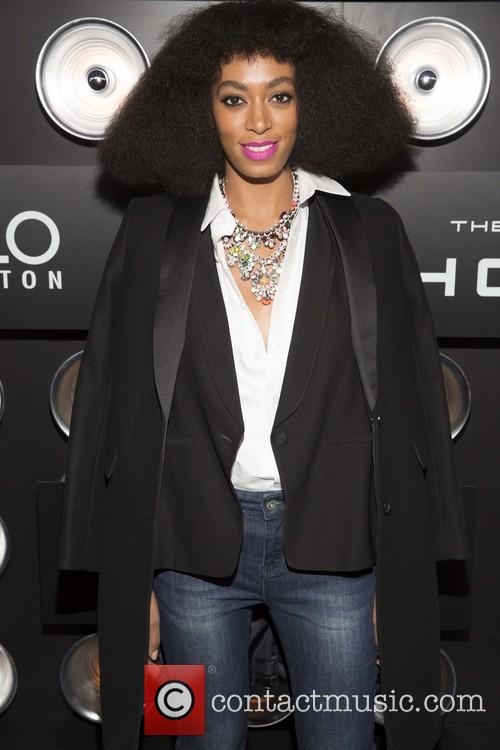 Solange Knowles Playboy 60th Anniversary