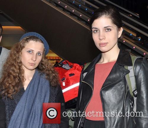 Pussy Riot, Maria Alyokhina and Nadezhda Tolokonnikova 6