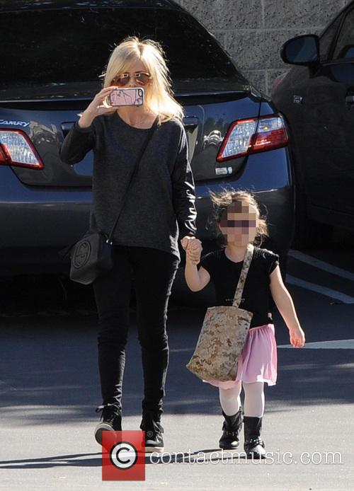 Sarah Michelle Gellar and Charlotte Grace Prinze 5