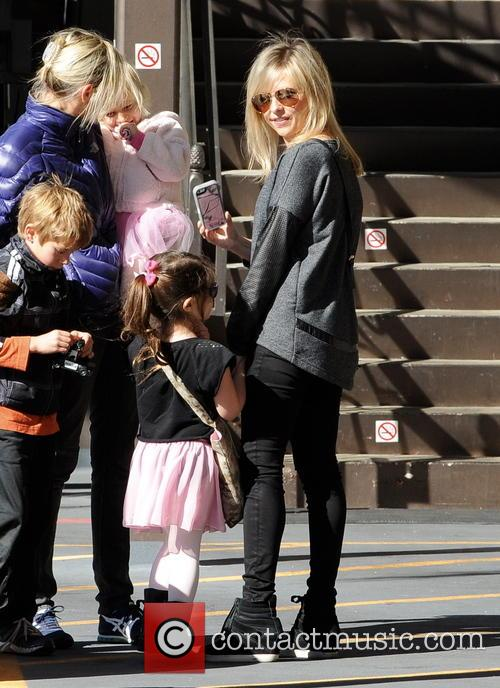 Sarah Michelle Gellar and Charlotte Grace Prinze 7