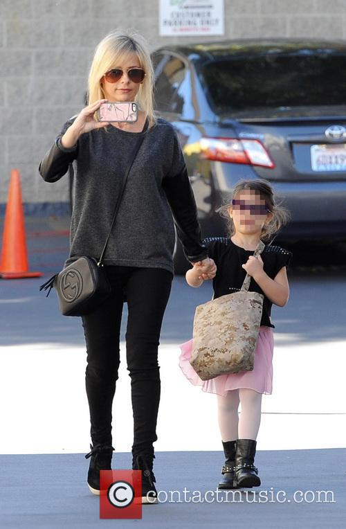 Sarah Michelle Gellar takes daughter to ballet