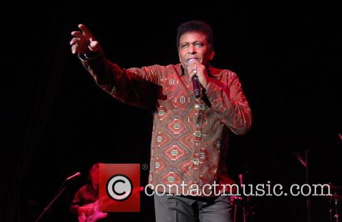Charley Pride performs live