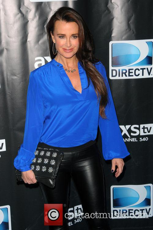 kyle richards directv super saturday night party 4049685