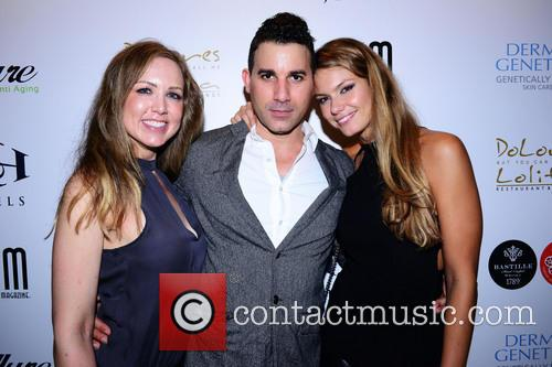 MSM (Miami Shoot Magazine) debut cover release party...