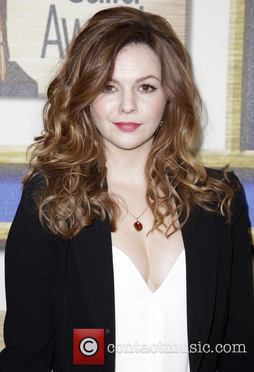 Amber Tamblyn, JW Marriott Los Angeles L.A. LIVE