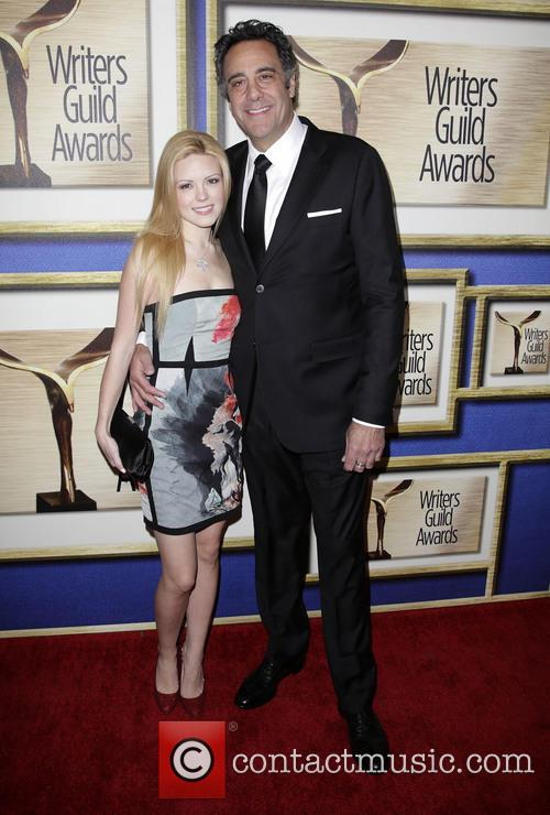 Isabella Quella and Brad Garrett 3