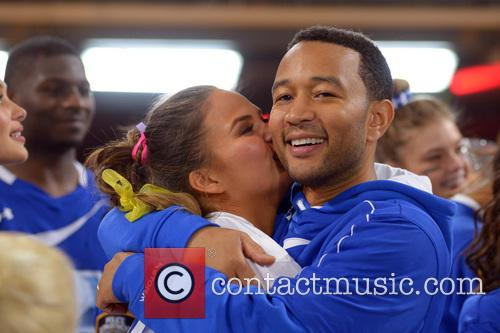 Chrissy Teigen and John Legend 1