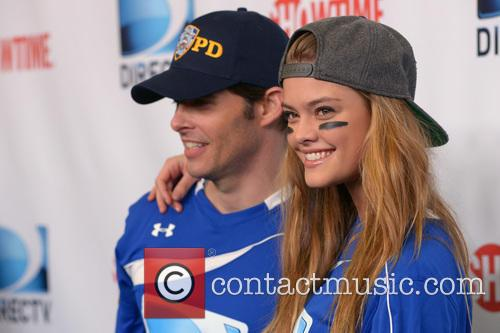 James Marsden and Nina Agdal 4