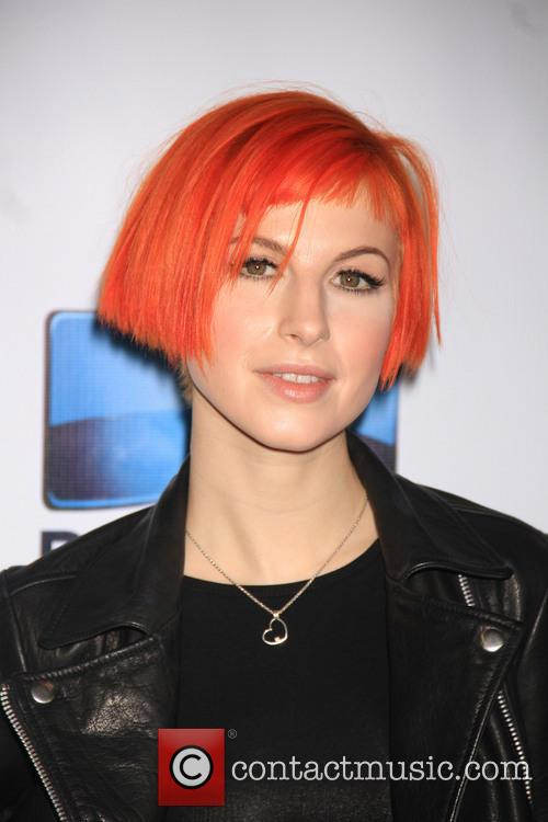 Hayley Williams and Paramore 2