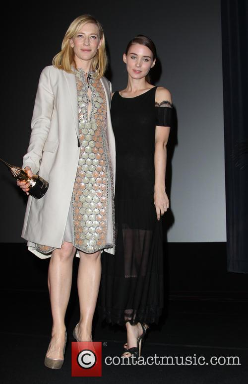 Cate Blanchett and Rooney Mara 3