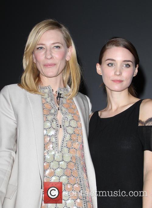 Cate Blanchett, Rooney Mara