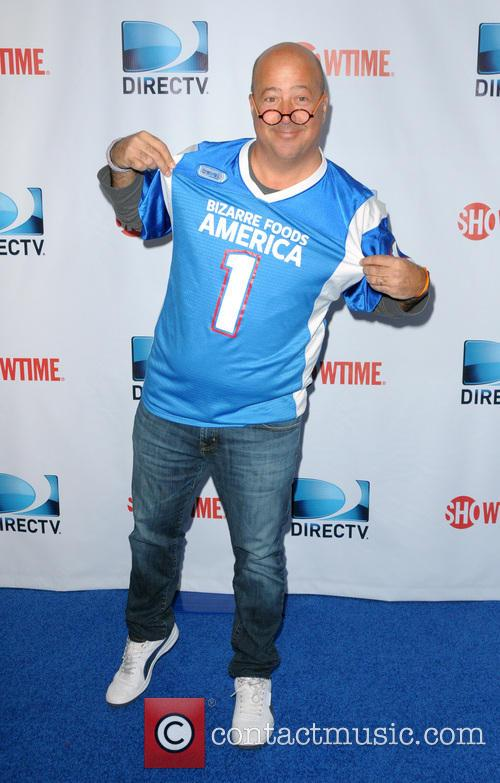 andrew zimmern directvs 8th annual celebrity beach 4049035