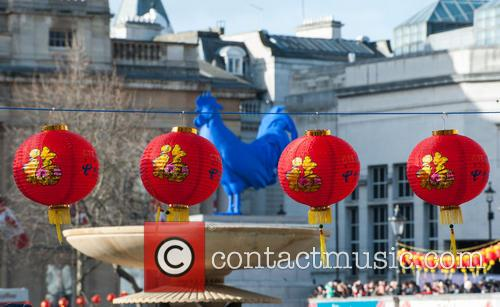 atmosphere chinese new year celebrations in london 4049973