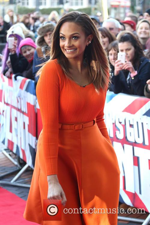 alesha dixon britains got talent auditions 4050647