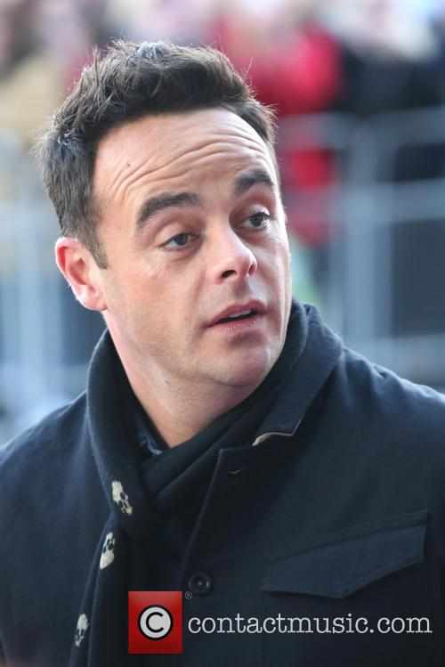 Ant McPartlin Britain's Got Talent