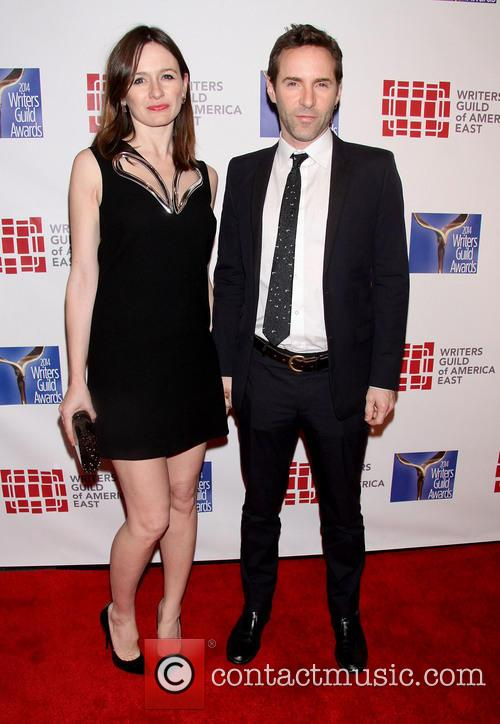 Emily Mortimer and Alessandro Nivola 2
