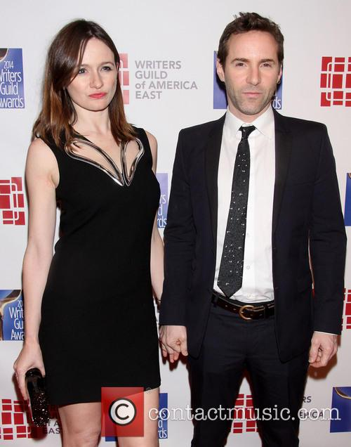 Emily Mortimer and Alessandro Nivola 8