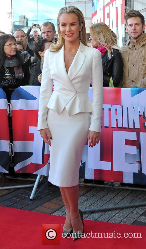 Amanda Holden, International Convention Centre, Britain's Got Talent