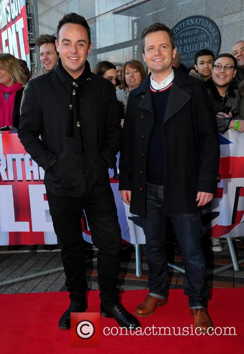 Ant, Dec, International Convention Centre, Britain's Got Talent