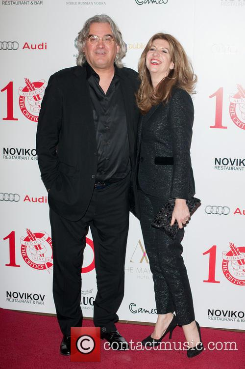Paul Greengrass and Joanna Kaye 1