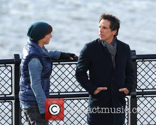 Ben Stiller and Skyler Gisondo 11