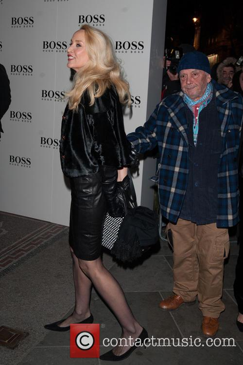 David Bailey and Jerry Hall 3