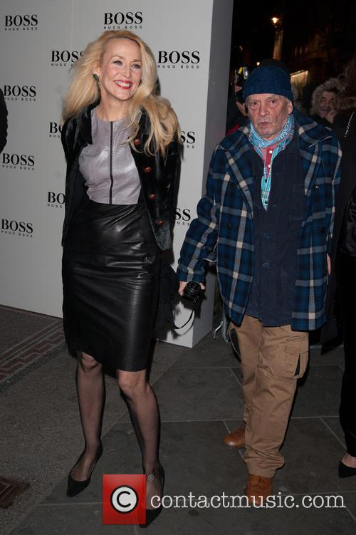 David Bailey and Jerry Hall 6