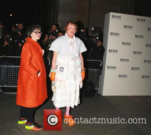 Philippa Perry and Grayson Perry 5