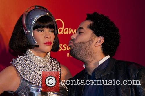 Adel Tawil and Whitney Houston 6
