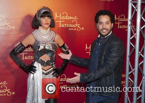 Adel Tawil, Whitney Houston, Madame Tussauds