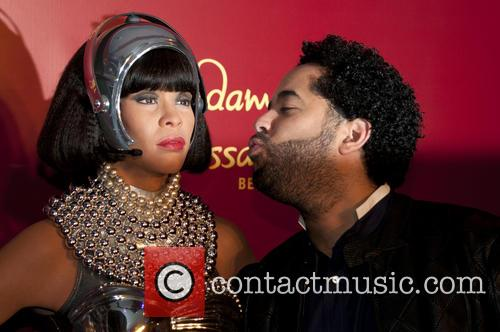 Adel Tawil and Whitney Houston 13