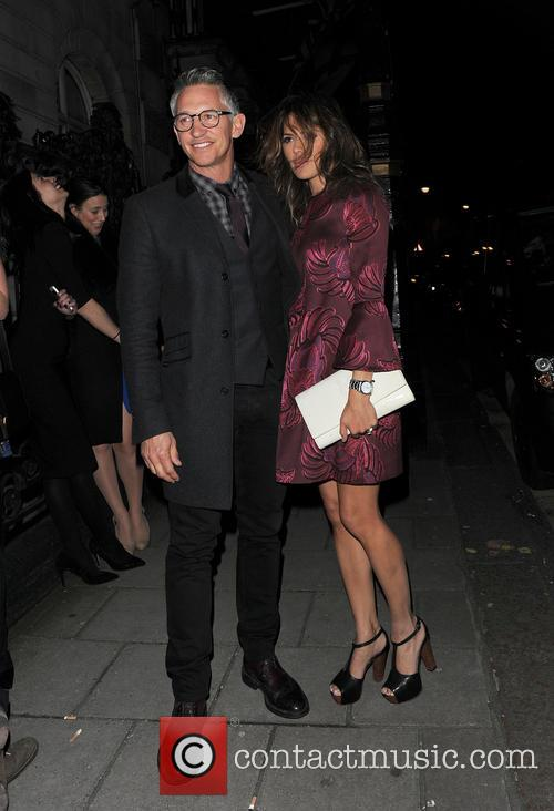 Gary and Danielle Lineker 4