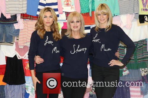 Abbey Clancy, Abbey Crouch, Joanna Lumley and Zoe Ball 6