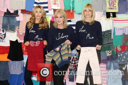 Abbey Clancy, Abbey Crouch, Joanna Lumley and Zoe Ball 1